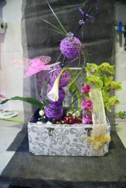 Regalo de flores original