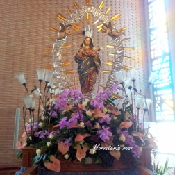 Virgen de la Antigua de Monteagudo