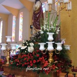 Trono Corazon de Jesus