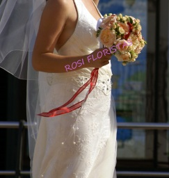 Bouquet de rosa inglesa