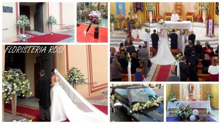 Arreglos de boda en Murcia