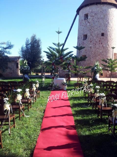 Ceremonias en jardines