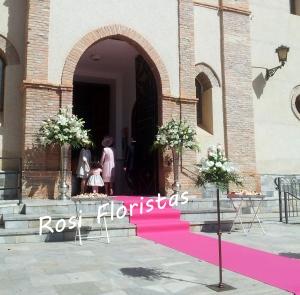 Floristeria Murcia bodas elegantes