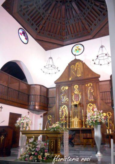 Iglesia de los pasos de Santiago en Murcia