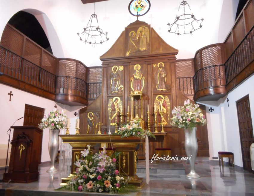 Bodas en Murcia, Iglesia de los pasos de Santiago