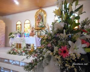 Iglesia de San Jose Obrero, floristerias de Murcia
