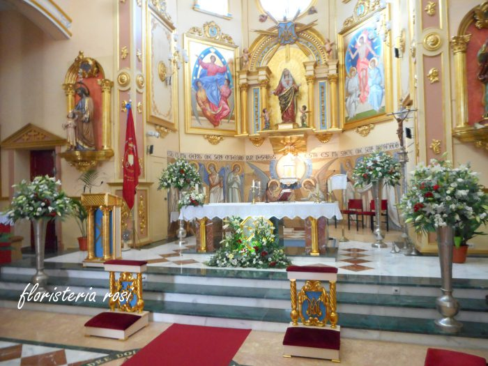 Floristerias en Murcia Boda en los Dolores