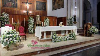 Iglesia de Santo Domingo, Arreglos de boda en Murcia