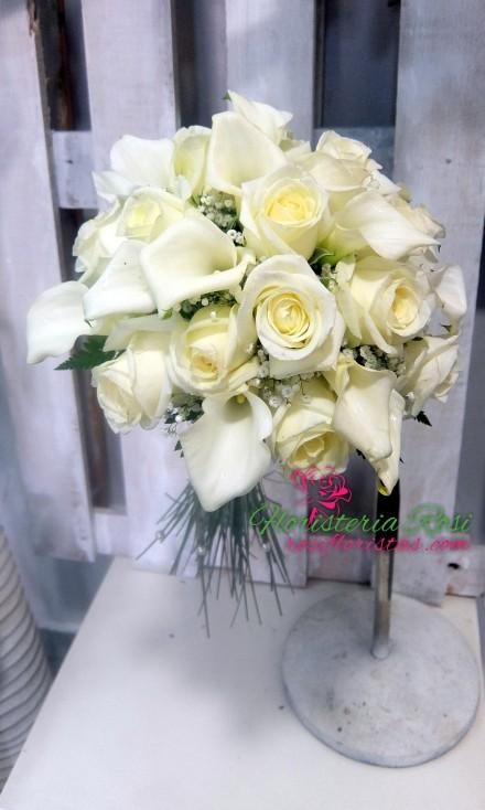 Ramos de novia rosas murcia