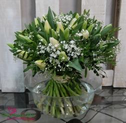 Ramo de tulipanes en Murcia